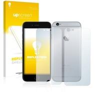 upscreen Reflection Shield Matte Premium Displayschutzfolie für Apple iPhone 6S (Vorder + Rückseite)