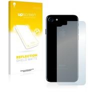 upscreen Reflection Shield Matte Premium Displayschutzfolie für Apple iPhone 7 Rückseite (gesamte Fläche)