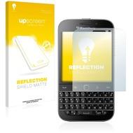 upscreen Reflection Shield Matte Premium Displayschutzfolie für Blackberry Classic Q20