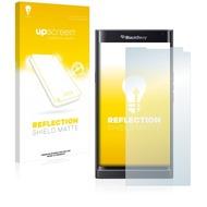 upscreen Reflection Shield Matte Premium Displayschutzfolie für BlackBerry Priv