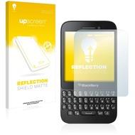 upscreen Reflection Shield Matte Premium Displayschutzfolie für BlackBerry Q5