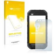 upscreen Reflection Shield Matte Premium Displayschutzfolie für Caterpillar Cat S30