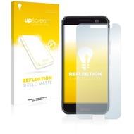 upscreen Reflection Shield Matte Premium Displayschutzfolie für HTC 10