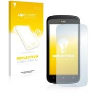 upscreen Reflection Shield Matte Premium Displayschutzfolie für HTC One S