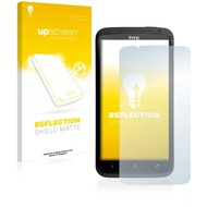 upscreen Reflection Shield Matte Premium Displayschutzfolie für HTC One X
