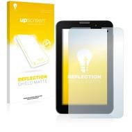 upscreen Reflection Shield Matte Premium Displayschutzfolie für Lenovo Smart Tab III 7