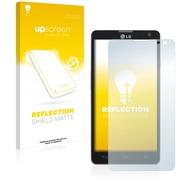 upscreen Reflection Shield Matte Premium Displayschutzfolie für LG Electronics D605 Optimus L9 II