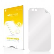upscreen Reflection Shield Matte Premium Displayschutzfolie für LG Electronics P970 Optimus Black