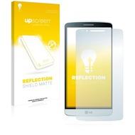 upscreen Reflection Shield Matte Premium Displayschutzfolie für LG G3 D855