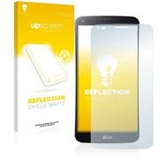 upscreen Reflection Shield Matte Premium Displayschutzfolie für LG G Flex D955