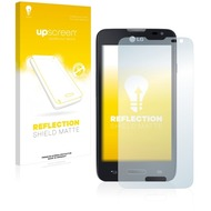 upscreen Reflection Shield Matte Premium Displayschutzfolie für LG L65 D280 (One Sim)
