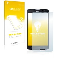 upscreen Reflection Shield Matte Premium Displayschutzfolie für LG L80 D373 (One Sim)
