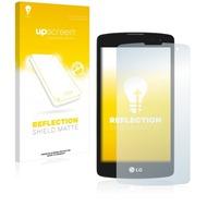 upscreen Reflection Shield Matte Premium Displayschutzfolie für LG L Fino D290
