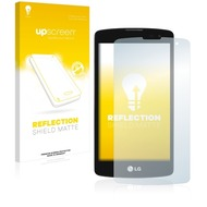 upscreen Reflection Shield Matte Premium Displayschutzfolie für LG L Fino D295