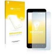 upscreen Reflection Shield Matte Premium Displayschutzfolie für Mobistel Cynus E7