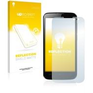 upscreen Reflection Shield Matte Premium Displayschutzfolie für Mobistel Cynus T6
