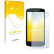 upscreen Reflection Shield Matte Premium Displayschutzfolie für Motorola Moto G