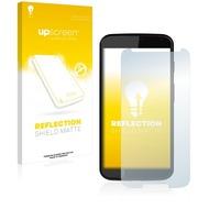 upscreen Reflection Shield Matte Premium Displayschutzfolie für Motorola Moto X (2014)
