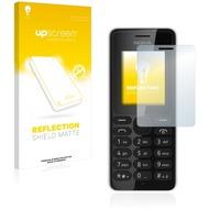 upscreen Reflection Shield Matte Premium Displayschutzfolie für Nokia 108