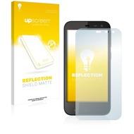 upscreen Reflection Shield Matte Premium Displayschutzfolie für Phicomm Clue M