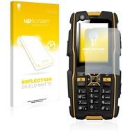 upscreen Reflection Shield Matte Premium Displayschutzfolie für RugGear RG300