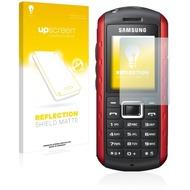 upscreen Reflection Shield Matte Premium Displayschutzfolie für Samsung B2100