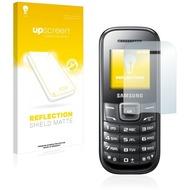 upscreen Reflection Shield Matte Premium Displayschutzfolie für Samsung E1200