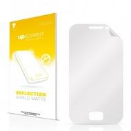 upscreen Reflection Shield Matte Premium Displayschutzfolie für Samsung Galaxy Ace Plus S7500