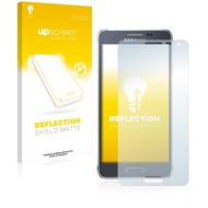 upscreen Reflection Shield Matte Premium Displayschutzfolie für Samsung Galaxy Alpha SM-G850F