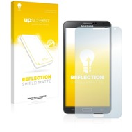 upscreen Reflection Shield Matte Premium Displayschutzfolie für Samsung Galaxy Note 3