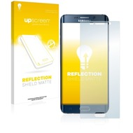upscreen Reflection Shield Matte Premium Displayschutzfolie für Samsung Galaxy S6 Edge Plus