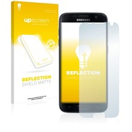 upscreen Reflection Shield Matte Premium Displayschutzfolie für Samsung Galaxy S7 Edge