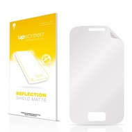 upscreen Reflection Shield Matte Premium Displayschutzfolie für Samsung Galaxy Y Duos S6102