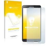 upscreen Reflection Shield Matte Premium Displayschutzfolie für Samsung SM-N9005