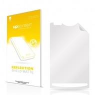 upscreen Reflection Shield Matte Premium Displayschutzfolie für Sony Ericsson Xperia X10 Mini Pro