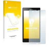 upscreen Reflection Shield Matte Premium Displayschutzfolie für Sony Xperia Z C6602 C6603