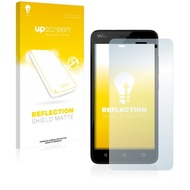 upscreen Reflection Shield Matte Premium Displayschutzfolie für Wiko Jerry
