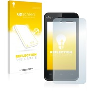 upscreen Reflection Shield Matte Premium Displayschutzfolie für Wiko Sunset