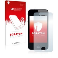 upscreen Scratch Shield Clear Premium Displayschutzfolie für Apple iPhone 4