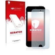 upscreen Scratch Shield Clear Premium Displayschutzfolie für Apple iPhone 5S
