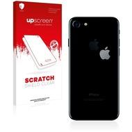 upscreen Scratch Shield Clear Premium Displayschutzfolie für Apple iPhone 7 (Logo auf der Rückseite)