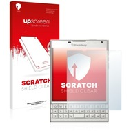 upscreen Scratch Shield Clear Premium Displayschutzfolie für BlackBerry Passport