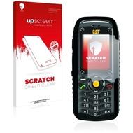 upscreen Scratch Shield Clear Premium Displayschutzfolie für Caterpillar Cat B25