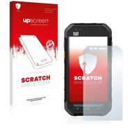 upscreen Scratch Shield Clear Premium Displayschutzfolie für Caterpillar Cat S30