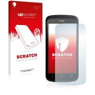 upscreen Scratch Shield Clear Premium Displayschutzfolie für HTC One S