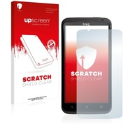 upscreen Scratch Shield Clear Premium Displayschutzfolie für HTC One X