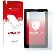 upscreen Scratch Shield Clear Premium Displayschutzfolie für Lenovo Smart Tab III 7