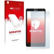 upscreen Scratch Shield Clear Premium Displayschutzfolie für LG Electronics D605 Optimus L9 II