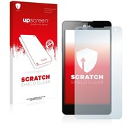 upscreen Scratch Shield Clear Premium Displayschutzfolie für LG Electronics E975 Optimus G
