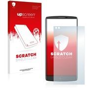 upscreen Scratch Shield Clear Premium Displayschutzfolie für LG V10